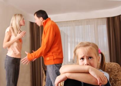 """Minimising the Destruction of Divorce for Children"""